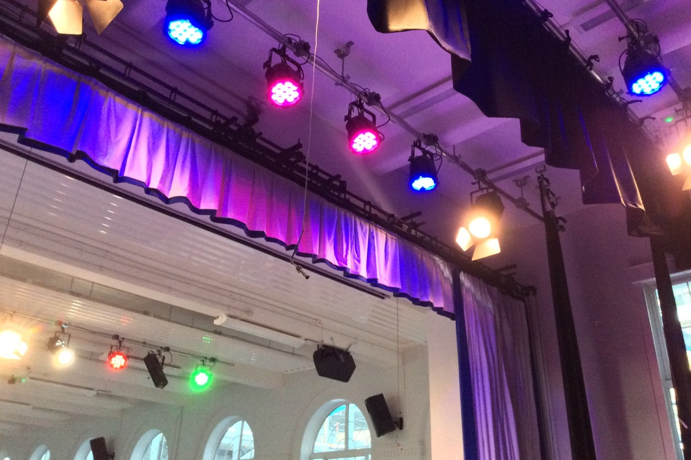 Sound Light Installations Alg Lighting Birmingham